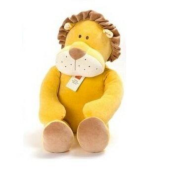 美國【miYim】有機棉 安撫娃娃-中型(里歐獅子)