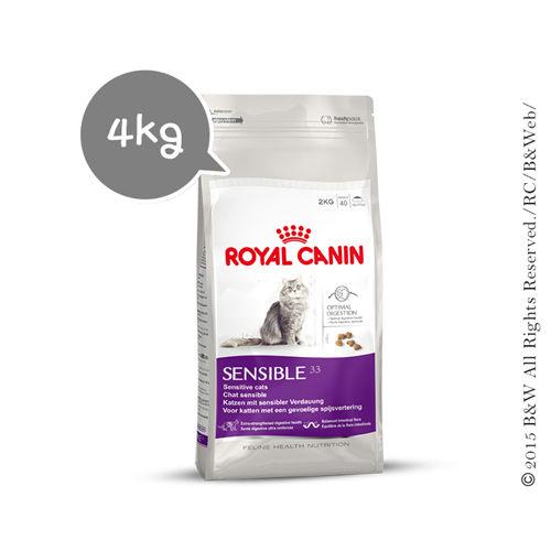 《倍特賣》法國皇家 腸胃敏感成貓S33 4KG