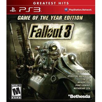 PS3 異塵餘生 3:年度完整版 英文美版 Fallout 3