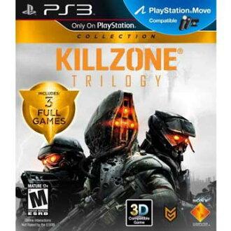 PS3 殺戮地帶 三部曲 英文美版(KILLZONE TRILOGY COLLECTION)