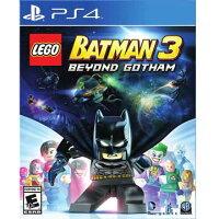 蝙蝠俠與超人周邊商品推薦PS4 樂高蝙蝠俠 3:飛越高譚市 英文美版(附贈道具密碼表) LEGO Batman 3
