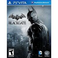 蝙蝠俠與超人周邊商品推薦PSV 蝙蝠俠:阿卡漢始源 黑門 英文美版 PS VITA Batman: Arkham Origins Blackgate