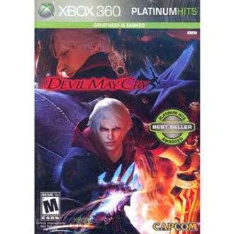 XBOX360 惡魔獵人 4 英文美版(DEVIL MAY CRY 4)