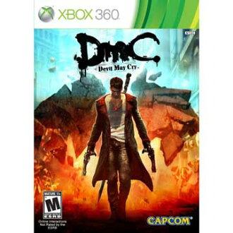 XBOX360 DmC 惡魔獵人 英文美版 XBOX360 Devil May Cry