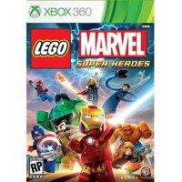 漫威英雄Marvel 周邊商品推薦XBOX360 樂高驚奇超級英雄 英文美版 LEGO MARVEL (30組人物道具密碼表)