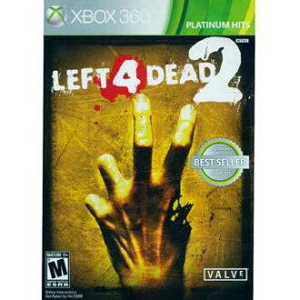 XBOX360 惡靈勢力 2 中英日多國語言白金美版 Left 4 Dead 2 支援XBOX ONE主機