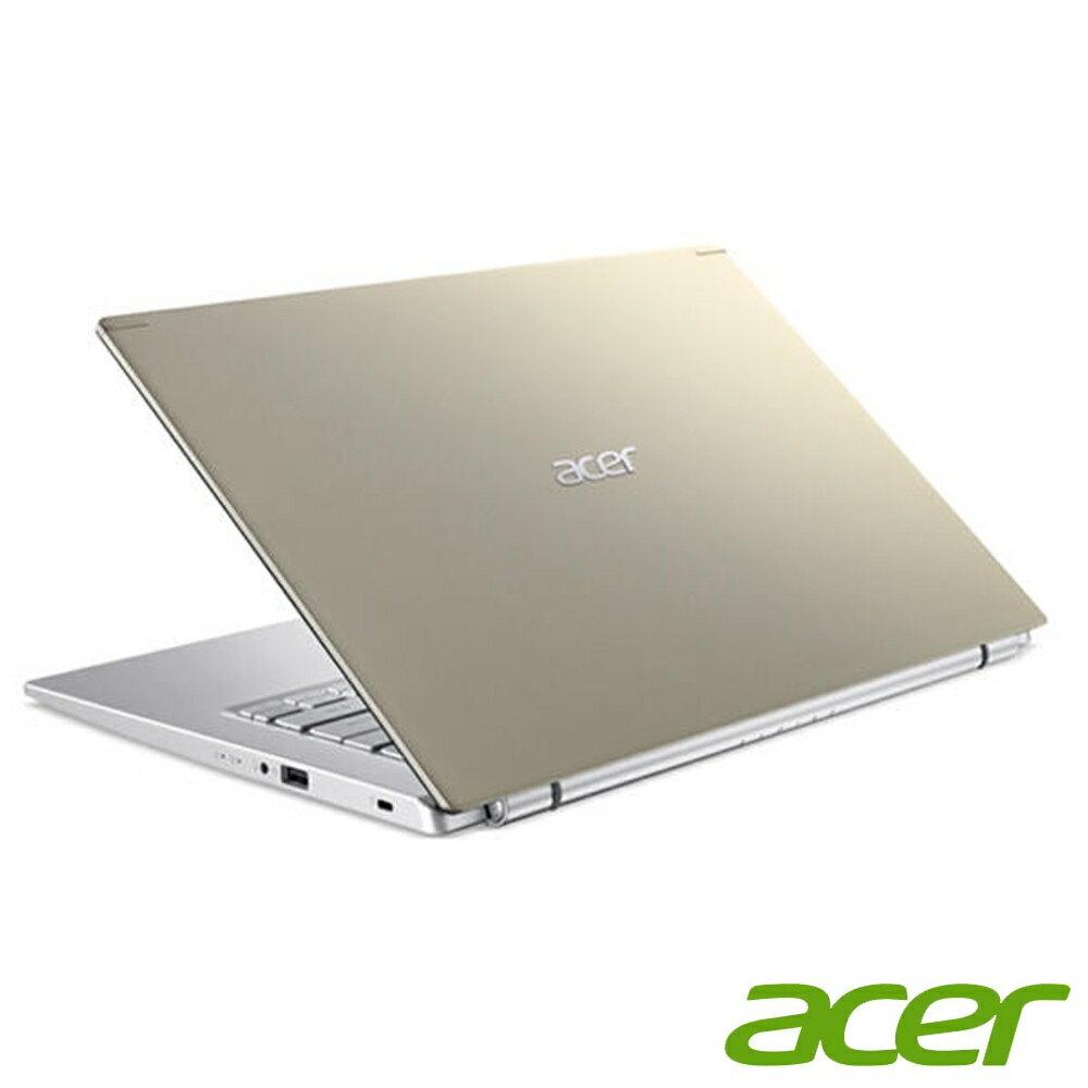 acer Aspire5 A514-54G-56X3 金 宏碁高效能筆電/i5-1135G7/MX350 2G/8G/1TB/14吋FHD IPS/W10/含acer原廠包包及滑鼠