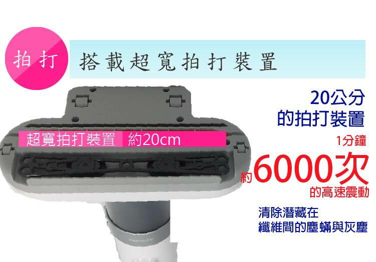 (現貨100台,賣完為止! 保證無其他費用)日本必買 免運 / 代購-日本IRIS OHYAMA / IC-FAC2  / 超輕量除螨吸塵器 / 除塵螨。日本直送 日本樂天 3