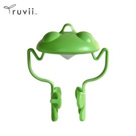 ├登山樂┤臺灣Truvii 動物光罩(綠青蛙) 套用於20mm-45mm頭徑之各式手電筒上#4716171920769
