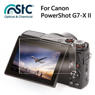 【STC】For Canon G7X / G7X MarkII - 9H鋼化玻璃保護貼
