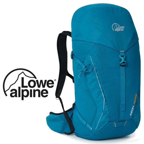 【LoweAlpine英國】AeonND多功能登山背包-愛琴海/運動背包健行背包/FTE-69【容量33L】