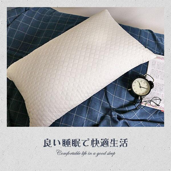 記憶枕 枕頭 高週波壓合《中高支撐度釋壓記憶枕》-台客嚴選 4