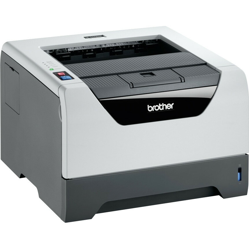 Brother HL-5370DW Monochrome Laser Printer with Wireless Networking and Duplex 3