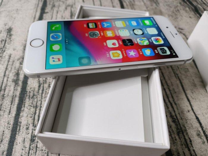 Apple iPhone 6 Plus 銀色 64GB 附全新配件 售後保固一個月 618購物節 3