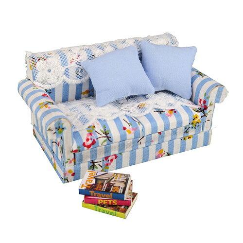 《NanoRoom迷你家具》NRL-003雙人沙發