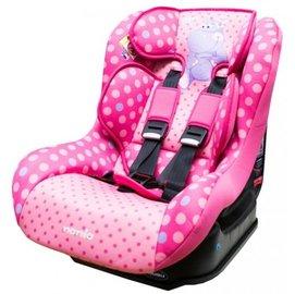 『121婦嬰用品館』納尼亞 安全汽座0-4歲- 卡通基本款 -河馬粉 FB00296 - 限時優惠好康折扣