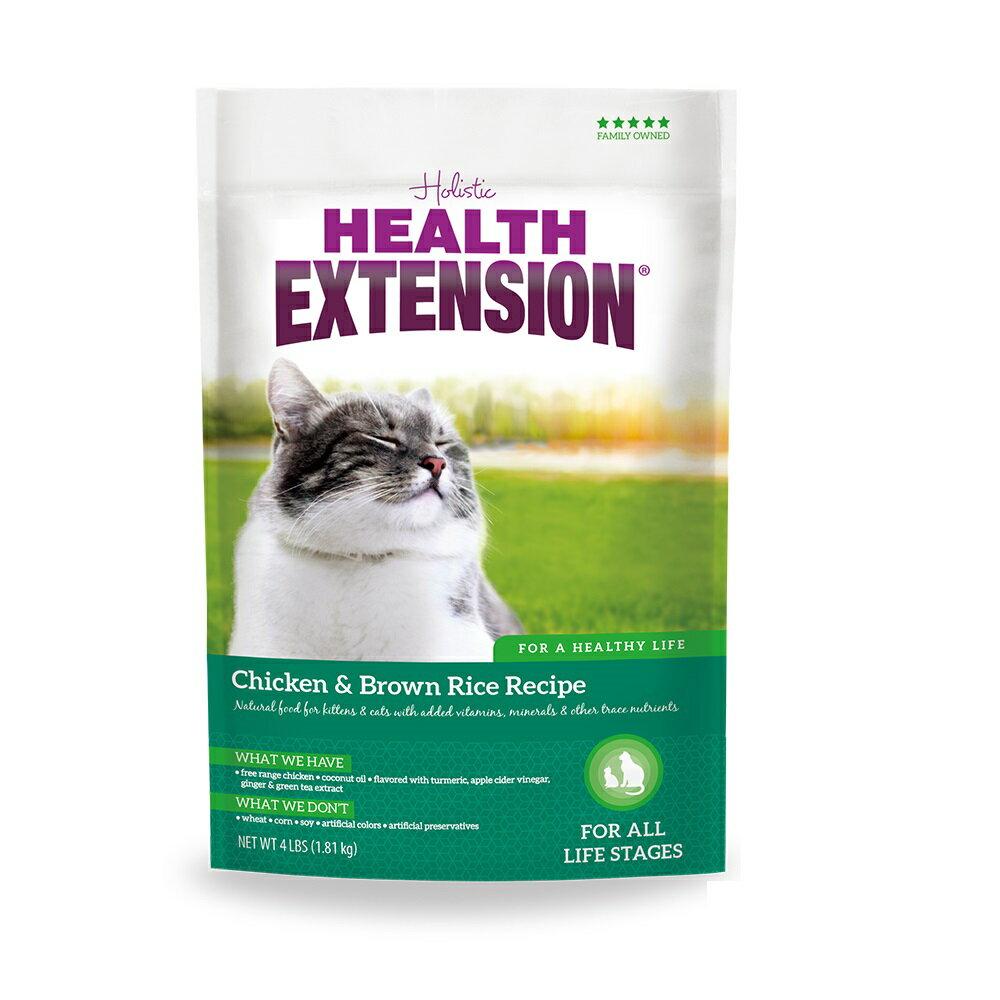 Health Extension 綠野鮮食 天然成幼貓糧-4LB (1LB*4包)(A002A01-014) 1