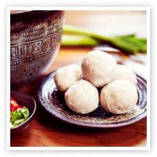 年菜圍爐首選-貢丸  每包裝約有20~22顆(約4~6人份)絕對是冬日火鍋湯品好對味