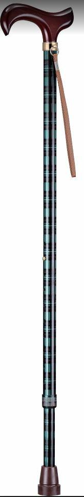 10段調節●T型木質手杖(拐杖) *MIT精緻製造*『康森銀髮生活館』無障礙輔具專賣店 0