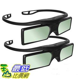 7美國直購  相容型副廠眼鏡一組入 for SONY 3D TDG-BT500A   B