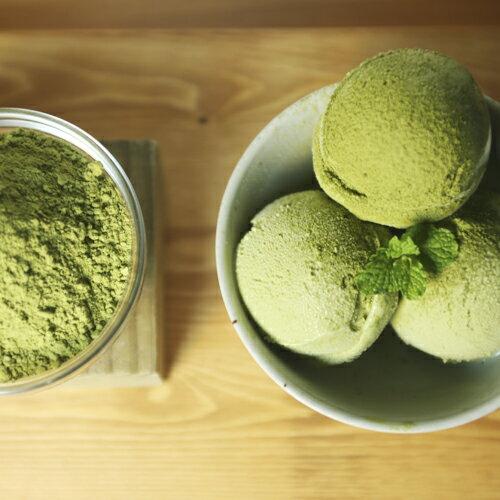 綠茶冰淇淋 1