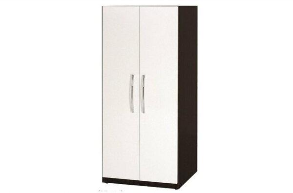 【石川家居】828-04(胡桃白色)衣櫥(CT-111)#訂製預購款式#環保塑鋼P無毒防霉易清潔