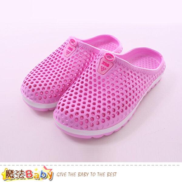 女鞋超輕量水陸兩用洞洞休閒鞋魔法Baby~sd6061