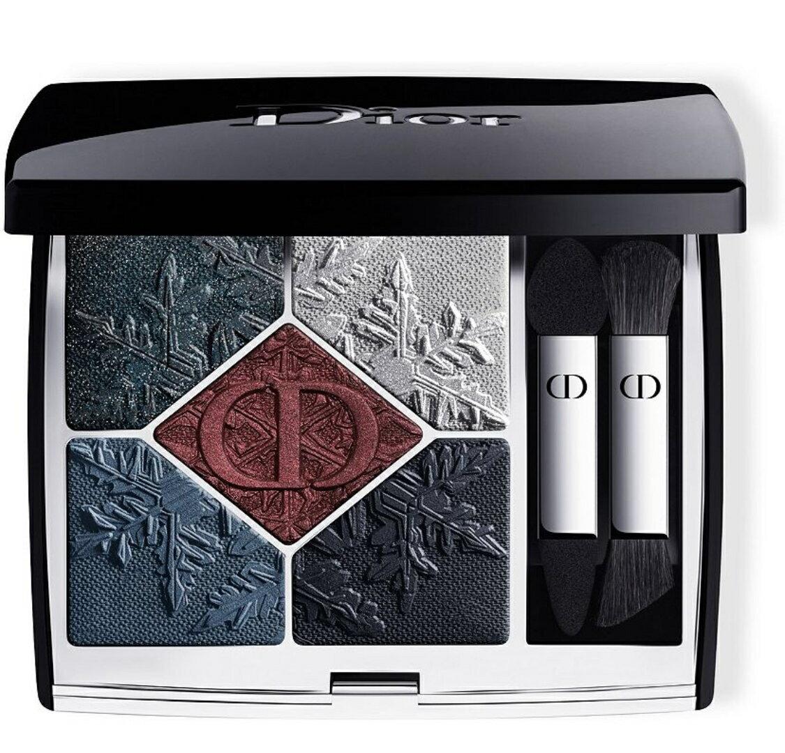 Dior 2020聖誕彩妝 經典五色眼影金燦星夜 限量版眼影盤 549金燦星夜 089繁星之夜《小乖小舖》