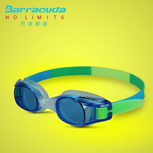 美國巴洛酷達Barracuda青少年運動型抗UV防霧泳鏡-FRENZY#12755 1