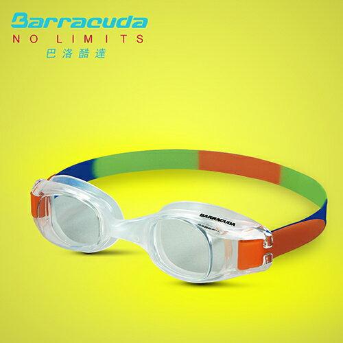 美國巴洛酷達Barracuda青少年運動型抗UV防霧泳鏡-FRENZY#12755 0
