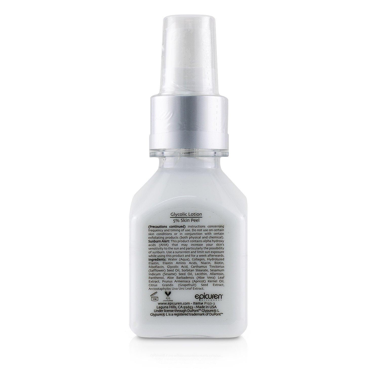 Epicuren - 5%乙醇酸去角質乳液Glycolic Lotion Skin Peel 5%(適用乾性/中性和混合性肌膚)