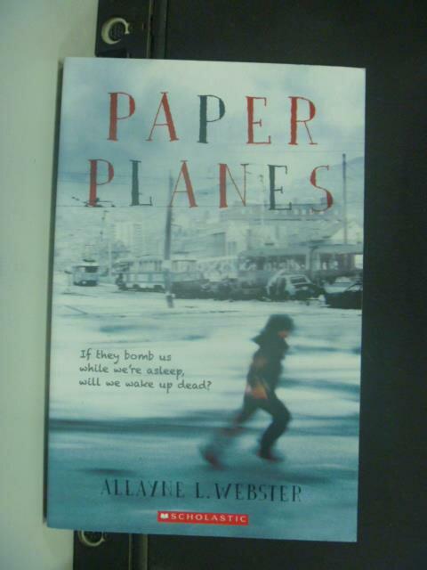 【書寶二手書T1/原文小說_GNT】Paper Planes_?Allayne Webster