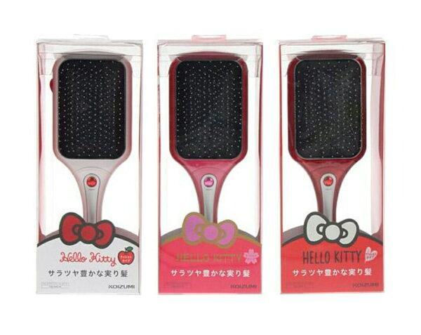 JE精品美妝:KOIZUMIResetBrush音波振動磁氣美髮梳(1入)3款可選【JE精品美妝】HELLOKITTY限量款