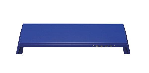 【鋭冠】CMU-35四埠USB2.0電腦架電腦螢幕增高架鍵盤收納