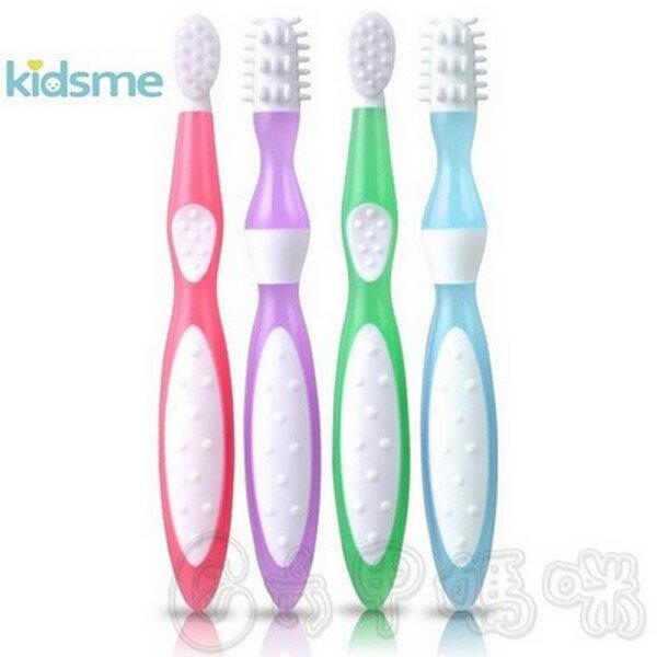 嬰兒口腔護理牙刷套裝組  兩色可選【六甲媽咪】