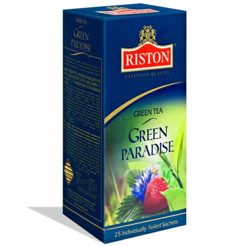 《瑞斯頓Riston》花香綠茶1.5g*25