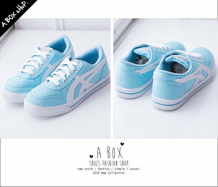 ★399免運★格子舖*【AJ1551A】台灣製經典女款布面休閒鞋 滑板鞋 帆布鞋 情侶鞋 6色現貨 2