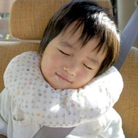 Hoppetta - Naomi Ito - 彩虹波點多功能嬰兒枕 (繽紛) 2