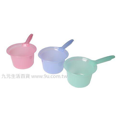 【九元生活百貨】塑膠水瓢 水杓