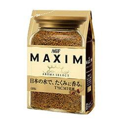 [哈日小丸子]AGF箴言金咖啡補充包(135g)