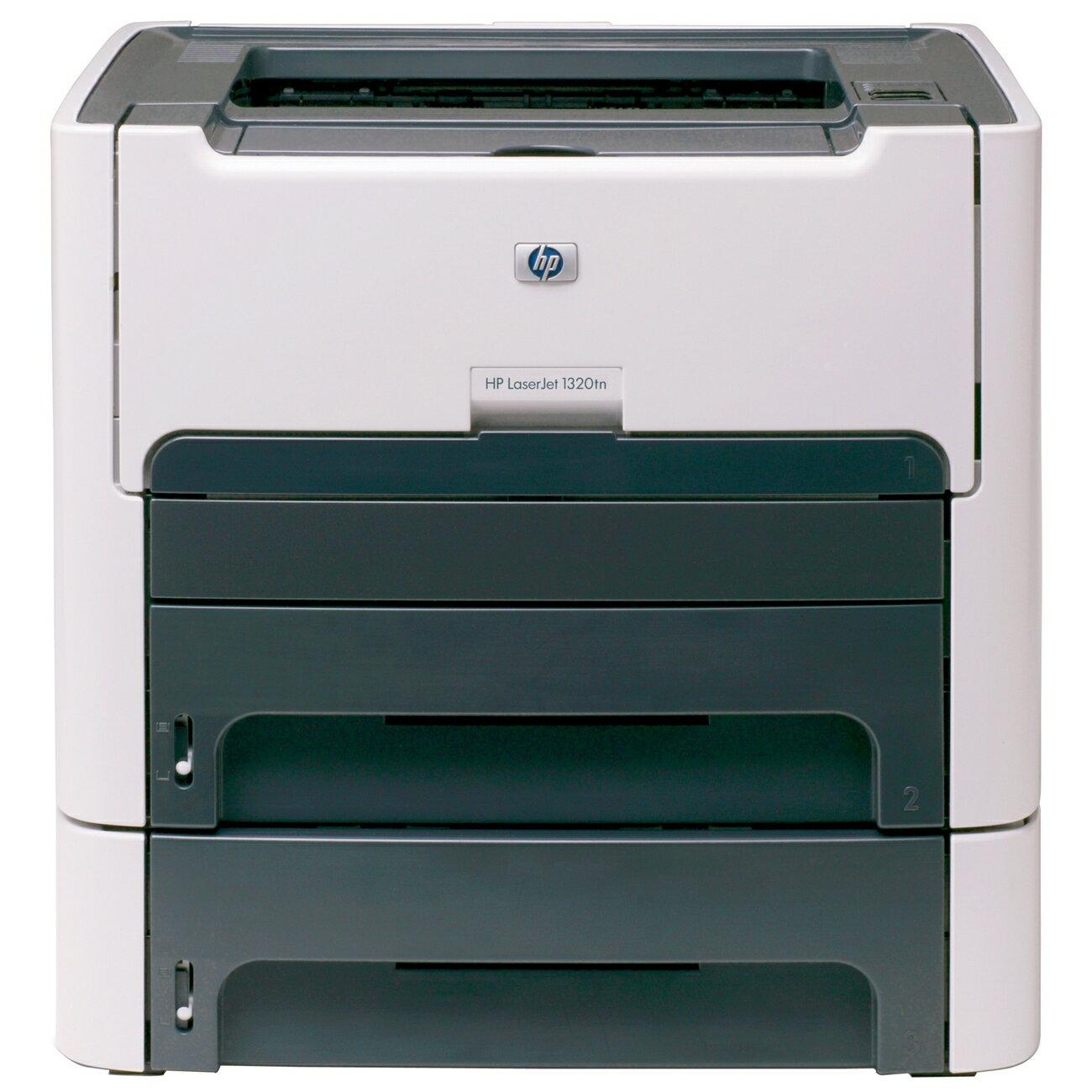 HP LaserJet 1320tn Printer 0