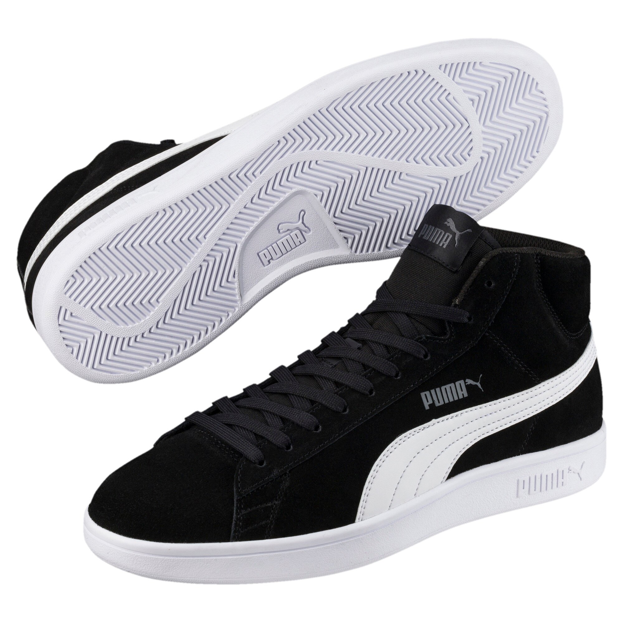 4105118cf2f Official Puma Store  PUMA Smash v2 Suede Mid Sneakers