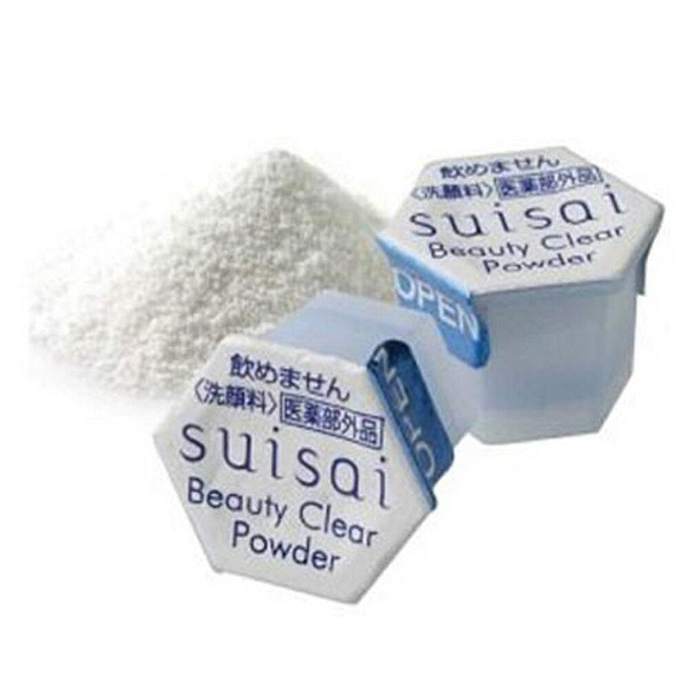 Kanebo佳麗寶 suisai酵素洗顏粉(藍)0.4g (單顆)【小三美日】◢D090021