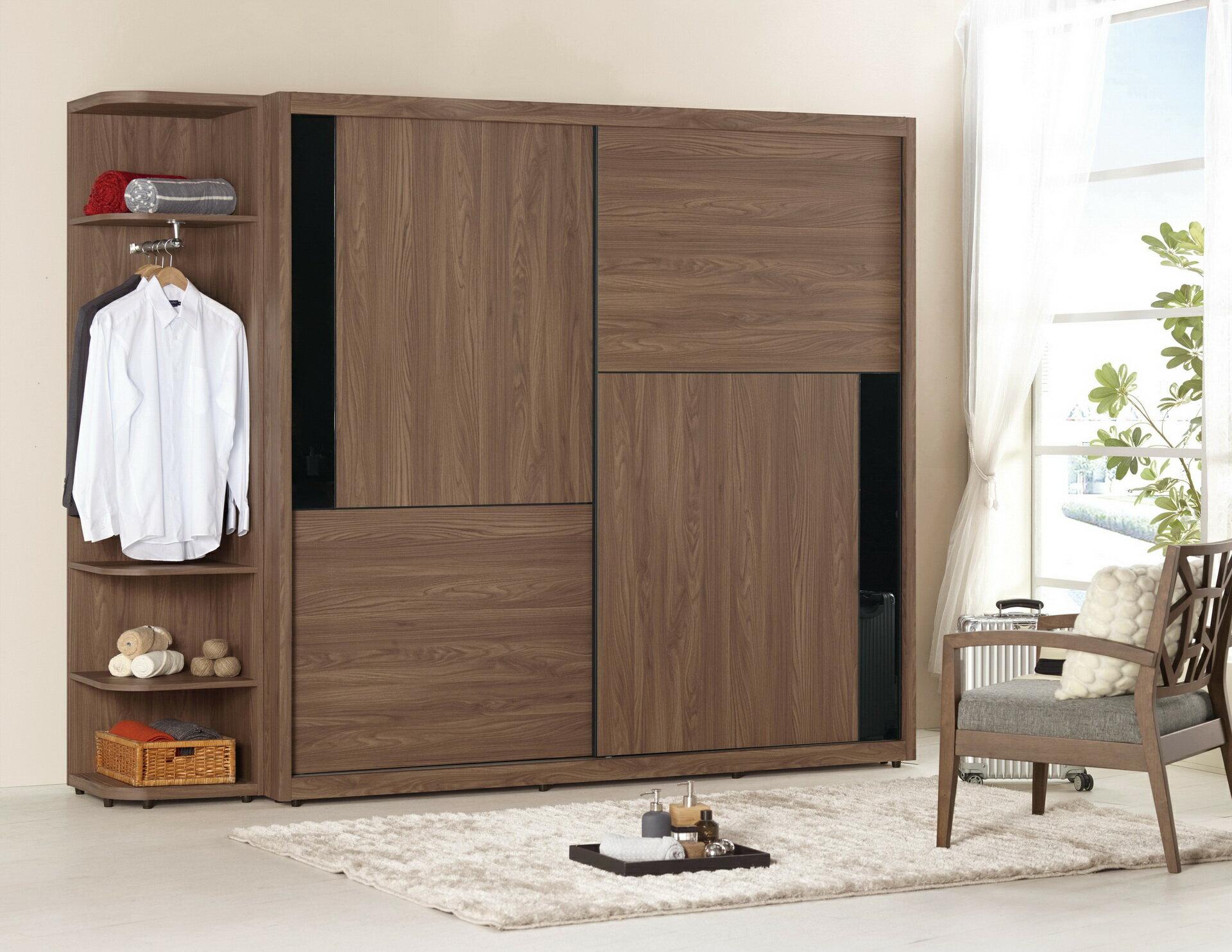 【簡單家具】,G042-1 約克7尺拉門衣櫥/衣櫃,大台北都會區免運費!