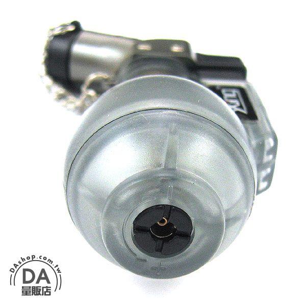 《DA量販店》銀星酒瓶造型噴射火焰打火機可充瓦斯需自行灌瓦斯(37-231)