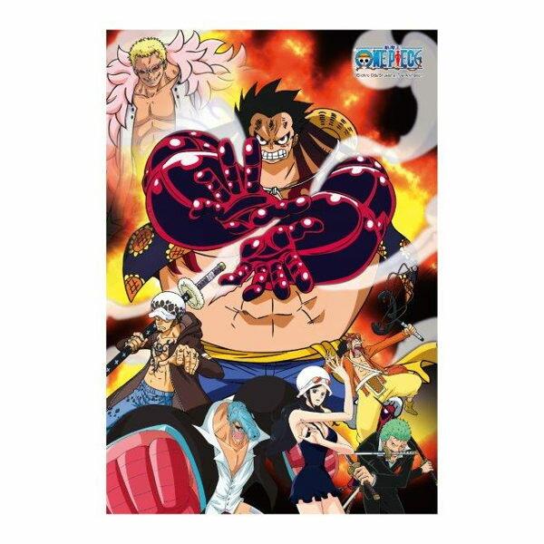 【P2拼圖】海賊王航海王ONEPIECE-多雷斯羅薩(5)拼圖300片HP0300S-136