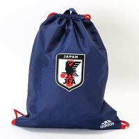 Adidas愛迪達,adidas愛迪達後背包推薦到ADIDAS JAPAN Gym Bag 後背包 束口袋 世足賽 日本 休閒 輕巧 藍 【運動世界】CF5167
