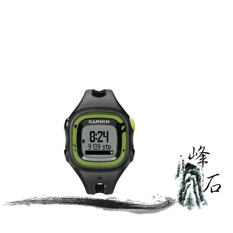 樂天限時優惠!GARMIN Forerunner® 15 Forerunner® 15 三合一運動健身跑錶 黑綠