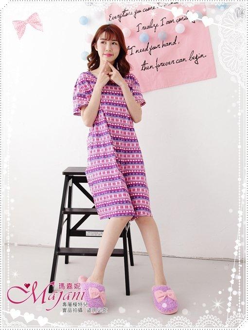 [瑪嘉妮Majani]中大尺碼睡衣-棉質居家服 睡衣 舒適好穿 寬鬆 有特大碼 特價299元 sp-279