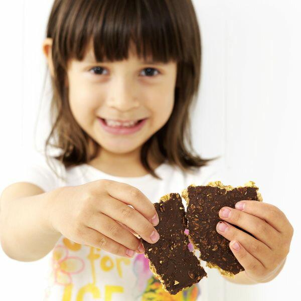 【小麥的家】天然手工餅乾【果麥脆片_巧克力杏仁】(大燕麥片) 2